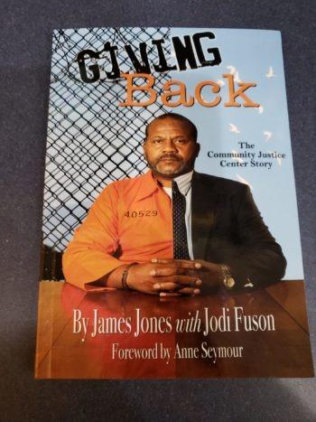 Author James Jones is a